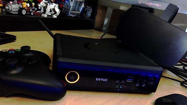 索泰 VR-Ready 电脑内置1060